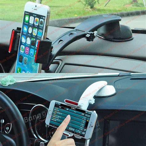 Promo Universal Holder Car Holder Di Kaca Dasboard jual universal car dashboard bracket mount pegangan handphone smartphone bela buscent