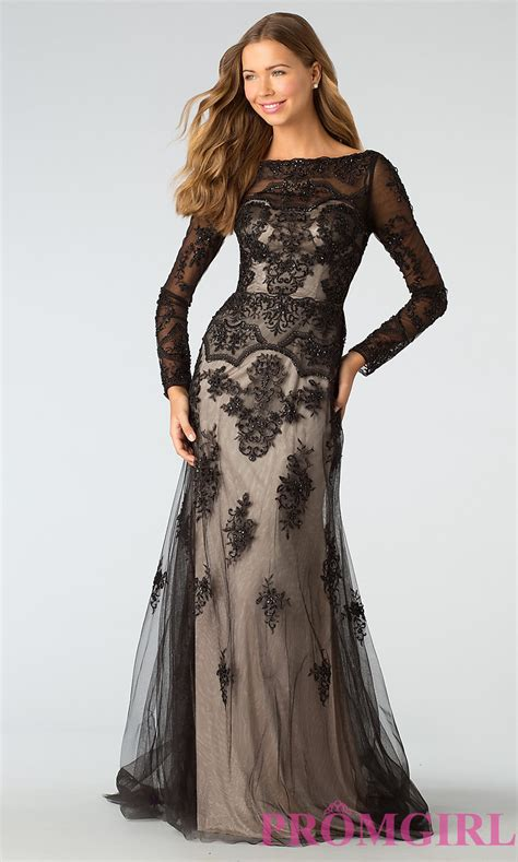 long sleeve lace prom dresses prom dresses celebrity dresses sexy evening gowns full