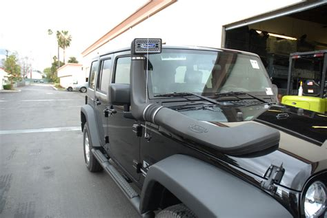 Jeep Wrangler Cold Air Intake Volant Cold Air Intakes For Jeep 2007 2011 Jeep Wrangler