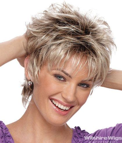 layered wigs for women over 50 short shag wigs for women over 50 short hairstyle 2013