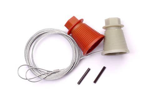 Garage Door Tension Cable by Henderson Garage Door Retentioning Kit Aph100
