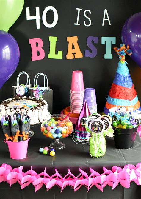 birthday party    blast fun squared