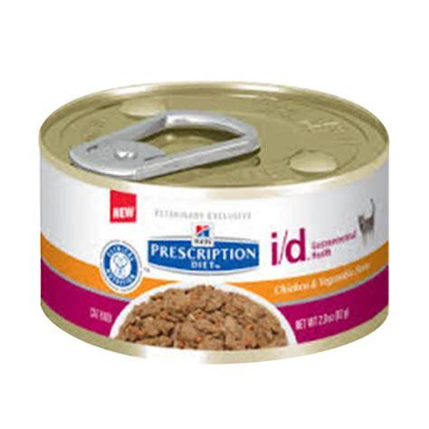 Prescription Diet I D Digestive Care Untuk Kucing Jual Science Diet I D Digestive Care For Cat Makanan