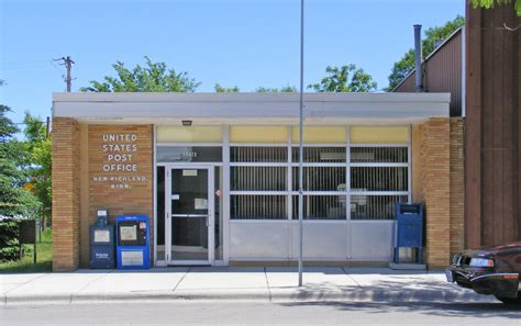 Richland Post Office by Guide To New Richland Minnesota