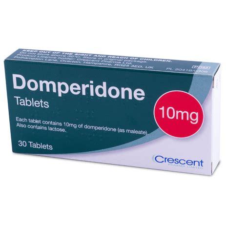 Domperidone 10 Mg domperidone 10mg tablets crescent pharma