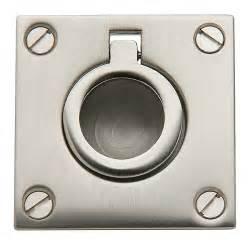 Flush Drawer Pull by Baldwin 0393 Flush Ring Pull Low Price Door Knobs