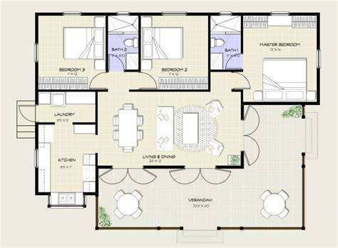 5 rooms house plans 5 room house plans house design plans
