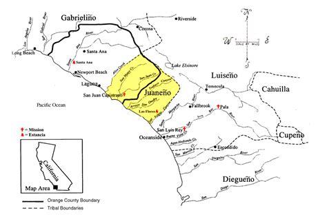 indian california map juane 241 o