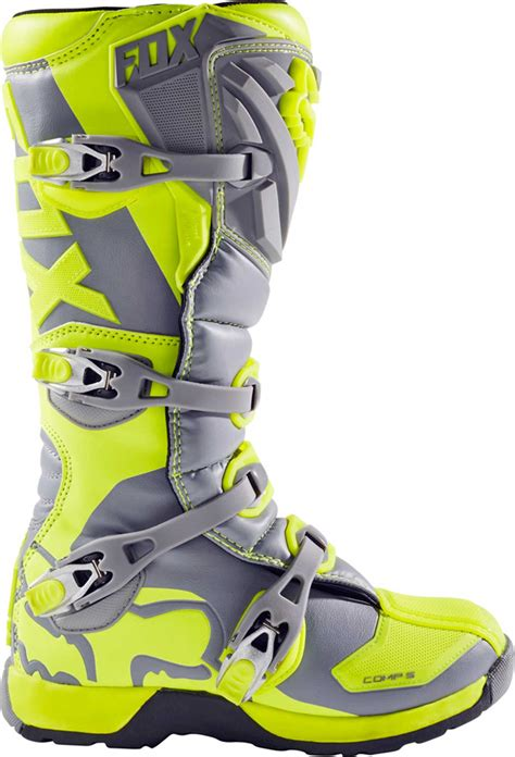 fox comp 5 boots 2017 fox racing youth comp 5 boots mx atv motocross