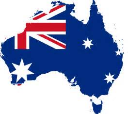 australia colors australia flag pictures