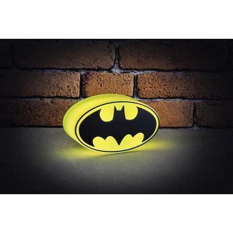 Batman Light by Dc Comics Mini Batman Logo Light Baby Vegas