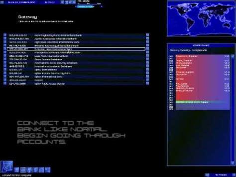 tutorial hack bank uplink hacking banks youtube