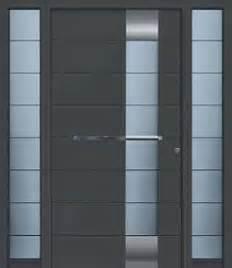 Front entrance doors horman aluminium and upvc