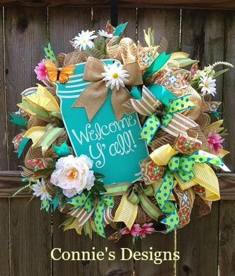 how to make a spring wreath 25 unique spring wreaths ideas on pinterest diy spring