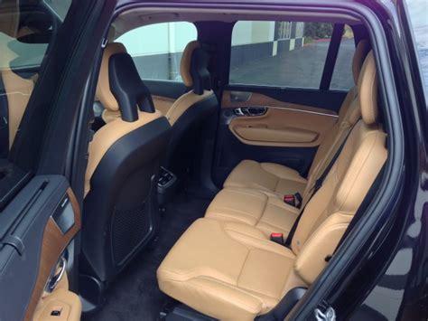 volvo xc gas mileage review  luxury  seat suv