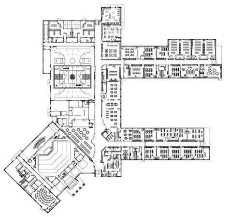 high school floor plans pdf 8 high school floor plan kelly braun design