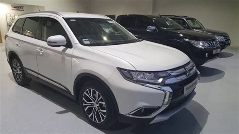 2017 Mitsubishi Outlander 7 Seater Instyle
