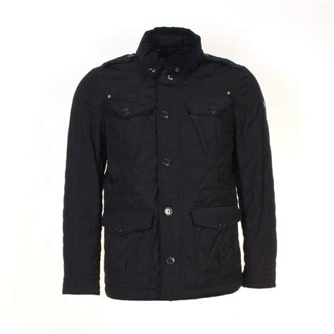 Jaket Parka Pocket Black Original hackett four pocket fenton mens jacket mens from cho