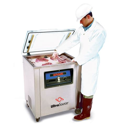 Vacuum Machine Ultravac 500 Vacuum Packaging Machine Ultrasource Food