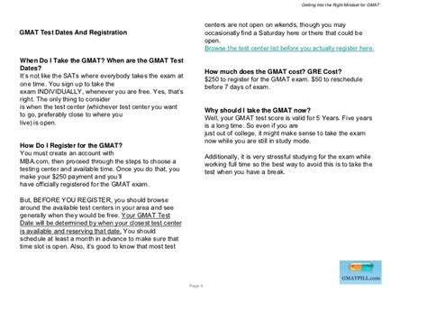 Is It Worth Taking Gmat And Gre For Mba by Gmat Prep Ebook From Gmatpill