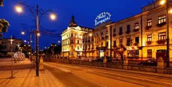 Hotel Magnat Krakow Poland Europe book hotel europejski in krakow hotels