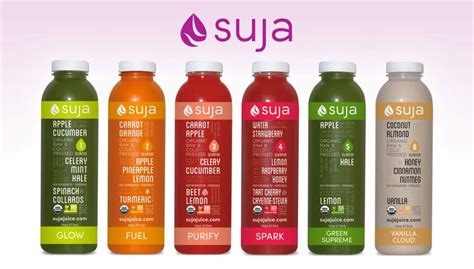 Suja Detox by Suja Juice 3 Day Organic Cleanse Giveaway The Foodie