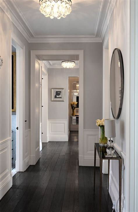 the 25 best ideas about grey hallway on grey