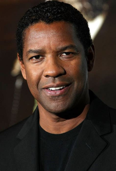 50 Photos Of Denzel Washington by 52 Best Then Now Before They Were