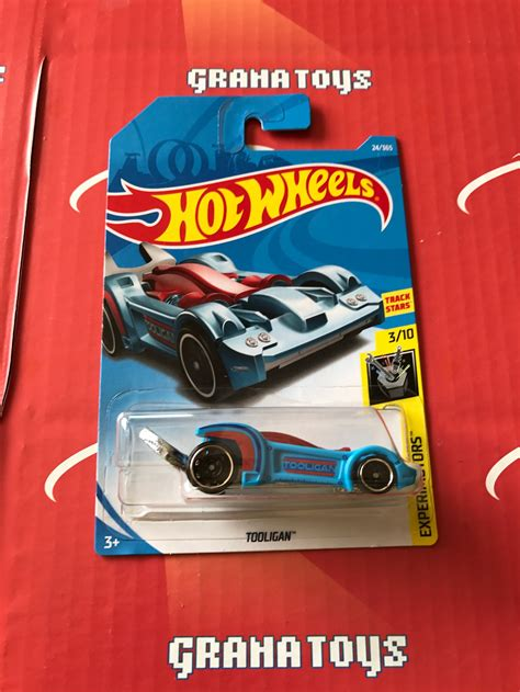 Wheels Tooligan tooligan 24 blue 2018 wheels b grana toys