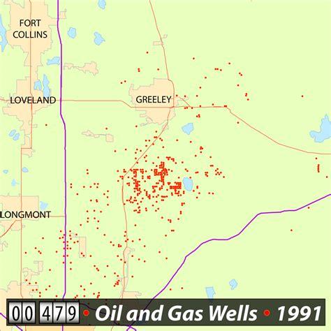 colorado and gas map maps and gas spread across colorado cpr
