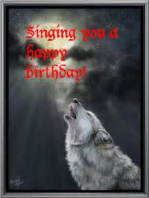 happy birthday wolf images and quotes quotesgram