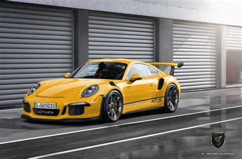Tieferlegung Gesetz by Porsche 911 Gt3 Rs Virtuelle Tuning Modifikationen