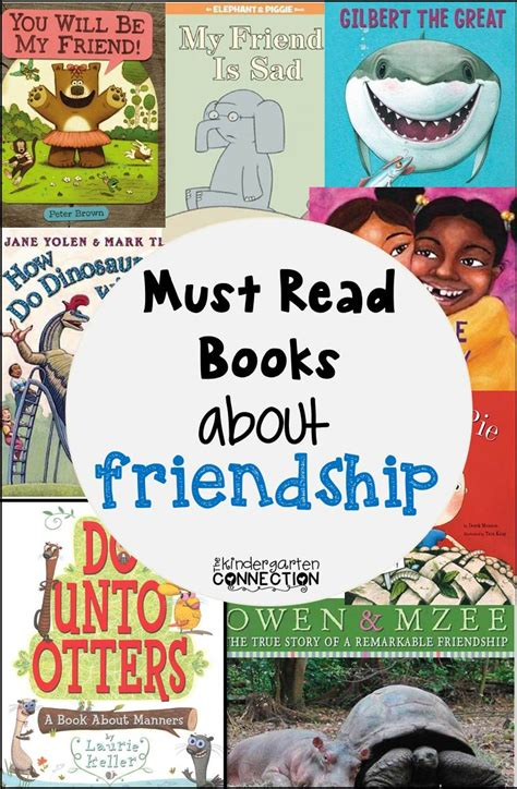 picture books about friendship books about friendship the kindergarten connection