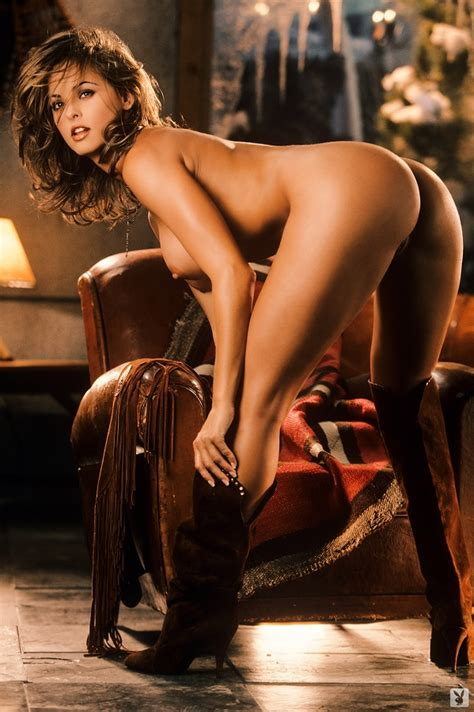 Karen Mcdougal Sexy Actress Model Nude For Playboy