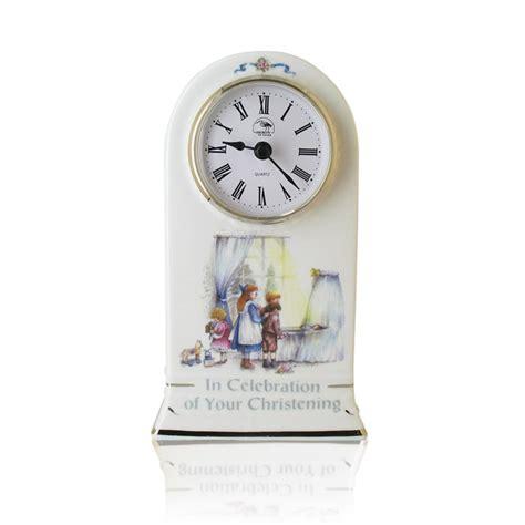 personalised christening clock gettingpersonal co uk