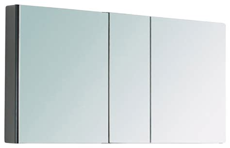 3 Door Medicine Cabinet by Three Mirrored Door Medicine Cabinet