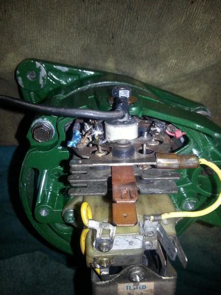 lucas 15 acr alternator wiring diagram wiring diagram