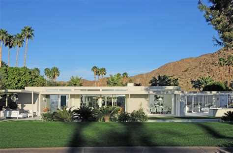 Mid century modern oasis eclectic living home