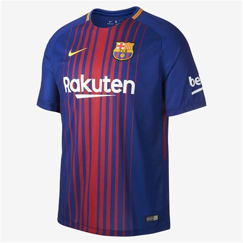 Jersey Baseball Barcelona 2017 18 fc barcelona stadium home s football shirt