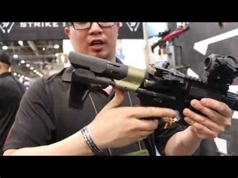 new products from strike industries at shot show 2018
