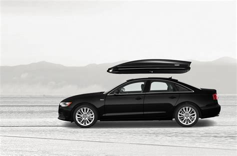 Audi Cargo Box by Audi A6 Rooftop Cargo Box