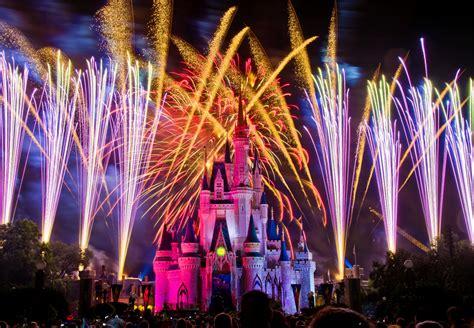 united states disney fireworks display wins 2016 walt disney world the best landmark of orlando florida
