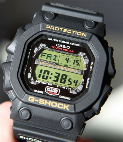Casio G Shock Gx 56 Black White gx 56 1bdr king g shock review mygshock