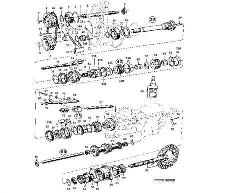 transmission control 1986 saab 900 seat position control service manual exploded view 1986 saab 900 manual transmission exploded view 1986 saab 900