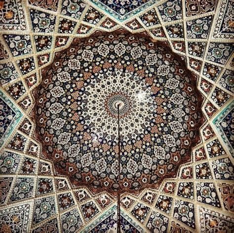 fractal architecture: 14 intricate ceilings of historic