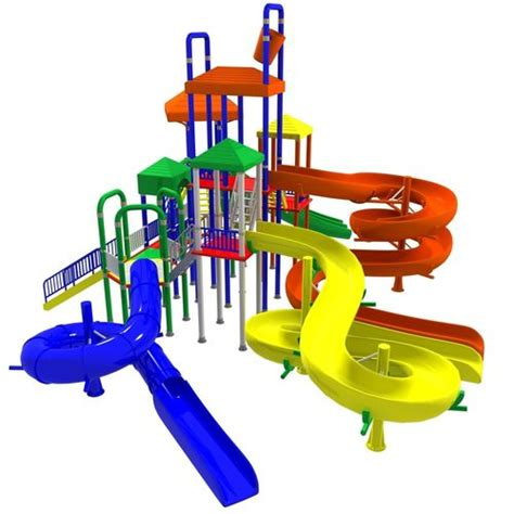 large toys 3d model big toys playground cgtrader