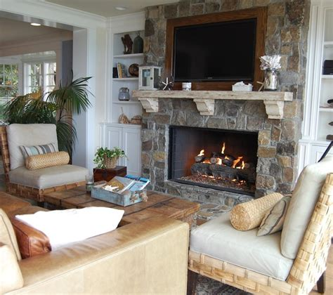 My Houzz: Cape Cod Style in California beach style living room