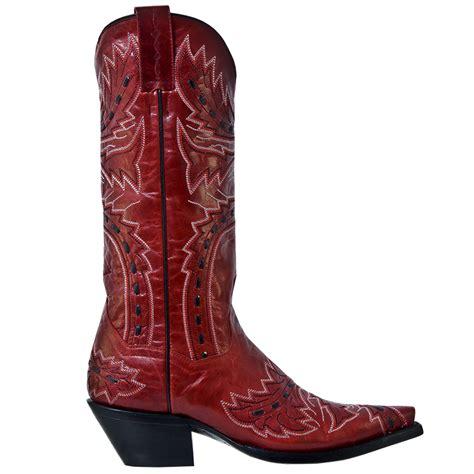 horsetown boots s dan post sidewinder boot at horsetown