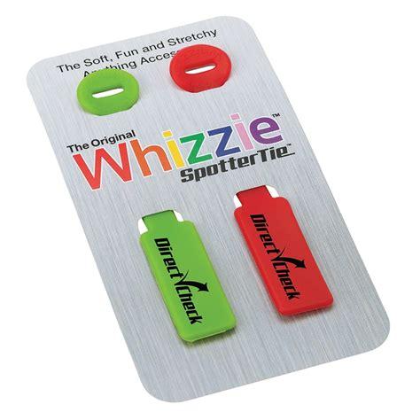 Mini Rect 2pc 2 pc mini whizzie spottertie set logo branded items
