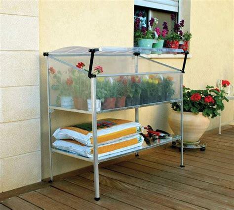 serra terrazzo serre da balcone strutture giardino